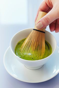 Matcha: It's the green tea sweeping the nation. Here's everything you need to know about this green machine.