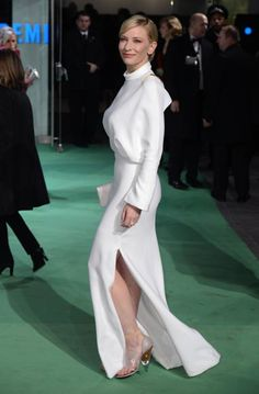 Cate Blanchett 'reina' en el estreno de 'El Hobbit'