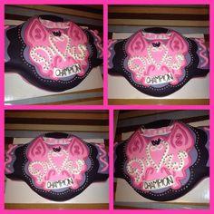 WWE diva champion belt cake