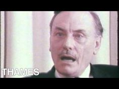 Controversial British Politician Enoch Powell MBE, explains to Thames Televisions' This Week' programme the complexities of voluntary repatriation and why he. Kingdom Of Great Britain, Interview, Youtube, Green, Youtubers, Youtube Movies
