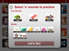 Phonics Studio – A Great App for Learning to Pronounce Words