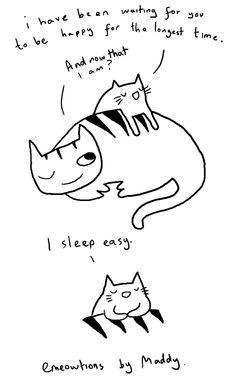 Aww!!! sleep easy