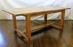 Unruh Furniture | Farmhouse Table