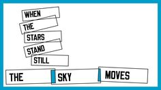 Lawrence Weiner is one of the central figures of Conceptual Art and first gained international recognition in the late 1960s. The main medium of his work is words, which are formed using specific typefaces and that are installed site-specifically upon the walls of various architectures. The artist's practice challenges traditional assumptions about what might constitute an art object.  Here in The Sky Moves, a collaged sequence of words paints a picture in the mind. The words play out to…