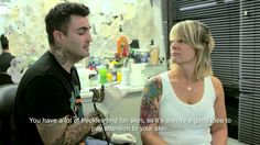 Tattoo Artists against Skin Cancer