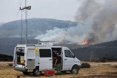 17 medios aéreos y 4 Brigadas de especialistas en extinción trabajan en el incendio de Artana en Castellón