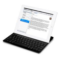 Logitech Ultrathin Keyboard Cover for iPad - British - Apple Store (UK)