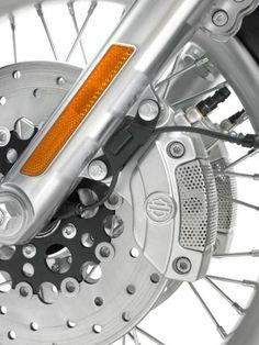 Ny lov tvinger fabrikantene til å montere ABS på alle nye motorsykler