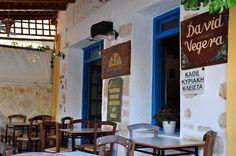 David's Piskopiano.  Most AMAZING Greek meze restaurant