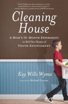 Graceful Little Honey Bee: Cleaning House: A Book Review. I just heard the author speak on Focus on the Family this morning. I am jazzed about reading this.