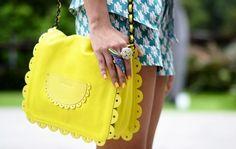 "Vans / trends / Love the ""eyelet"" details on this bag. / via tumblr"