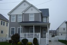 We are a local roofing contractor and siding contractor. ANV does full scale new roofing, re-roofing, new siding, windows, doors and decks at low cost. Siding Colors, Exterior House Colors, Exterior Paint, Certainteed Siding, Siding Contractors, Yard Crashers, Grey Siding, Property Design, Paint Furniture