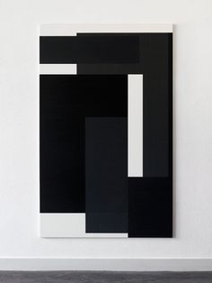 Arjan Janssen - Sem Título, 2005, óleo sobre tela, 200 x 125cm | Veja mais Arjan Janssen mensagens aqui