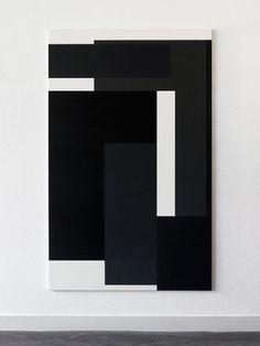 Arjan Janssen- Untitled, 2005,oil on canvas, 200 x 125 cm