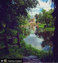 #Repost @marcia.massei ・・・ #CASTILLO / #CASTTLE #CAMPANOPOLIS - #Argentina #BuenosAires  #BsAs #GonzalezCatan #nature #forest #bosque #naturaleza #lake #lago #magic #landscape #Paisaje #magico #fairytails #cuentodehadas