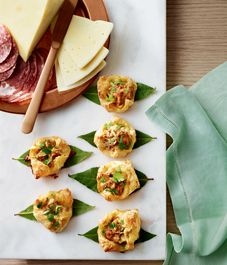 A delicious appetizer with only four ingredients means less time in the kitchen!