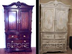 Annie sloan armoire
