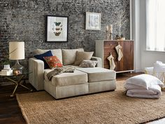 The Best Sofas For Small Spaces: The Lovesac Love Seat