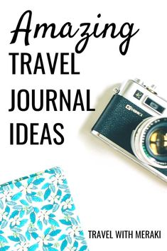 Get the best travel journal ideas for your next trip. Create a travel keepsake . : Get the best travel journal ideas for your next trip. Create a travel keepsake you love. Travel Journal Scrapbook, Bullet Journal Travel, Travel Journal Pages, Trip Journal, Best Travel Journals, Travel Books, Travel Stuff, Travel Doodles, Best Travel Quotes