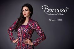 Bareeze Winter Collection 2013 For Women