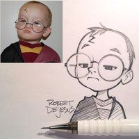 Chibi Style Baby Harry by Banzchan