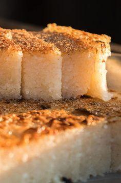 Sticky Rice Recipes, Gorgeous Cakes, Sweet And Salty, Cake Creations, No Bake Cake, Vanilla Cake, Dessert Recipes, Veggies, Yummy Food