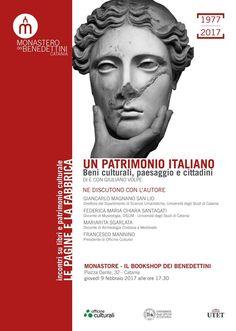 """MedioEvo Weblog: """"Un patrimonio Italiano"""" presentazione a Catania"""