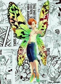 King Nanatsu no taizai Seven deadly sins new form manga Otaku Anime, Manga Anime, Anime Art, Seven Deadly Sins Anime, 7 Deadly Sins, I Love Anime, Anime Guys, Itachi Akatsuki, 7 Sins
