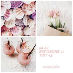 Spring Indie <paid filter> Love this spring look. It is prefect for spring and great for a white and light pink theme. For a alternative I would use F2 or A6. Just add tint to +4 and low down F2 to +7. Theming:8/10 QOTD: what are you doing?
