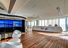 Google Tel Aviv by Camenzind Evolution