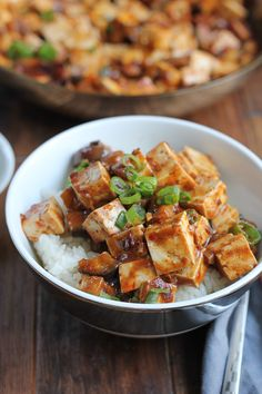 26 Recipes That Will Make You Love Tofu | Tofu, Vegetarian recipes and ...