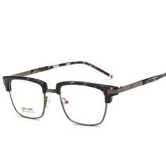TR90 Eye Glasses Frames for Men 2017 Top Quality Man Glasses Optical Frames Brand Gafas Myopia Designer Clear Eyeglasses Frame