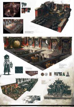 corners of the Leiyin Temple