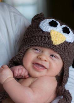 owl-hat- i like the eyes :)