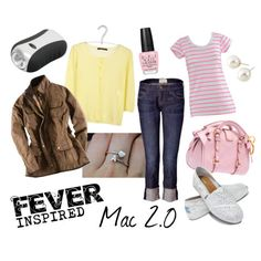 Mac 2.0 is stuck between what she was and what she's becoming. (via Fever Series Inspired - Mac 2.0)