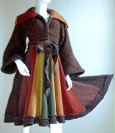 Autumn Sweater Coat, Front | Flickr - Photo Sharing!