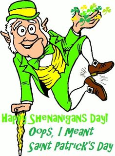St Patrick's Day is for good natured shenanigans and to celebrate being Irish! https://www.facebook.com/IrishQuotesJewelry