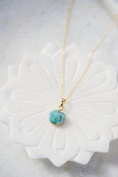 Teal Druzy Necklace, druzy jewelry, unique jewelry, something blue