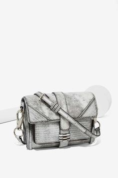 She and Lo is kicking ass and taking names, and their Silver Lining Crossbody is exactly why.
