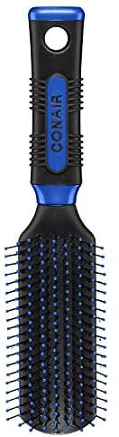Amazon.com : Conair Pro Hair Brush with Nylon Bristle, All-Purpose, Colors May Vary : Beauty Wet Brush, Brush Set, Roller Set Hairstyles, Best Hair Brush, Best Brushes, Thing 1, Styling Tools, Hair Tools, Hair Type