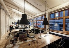 Social Discovery Ventures Office by Lev Lugovskoy - Office Snapshots