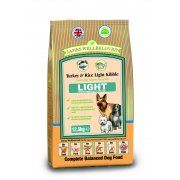 James Wellbeloved Light Complete Dog Food with Turkey and Rice