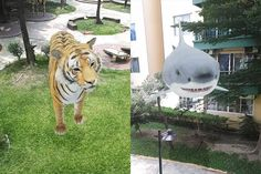 animales 3D Google realidad aumentada Sphynx, Golden Retrievers, Rottweiler, Bulldogs, Pug, Lion Sculpture, Statue, Google, Android