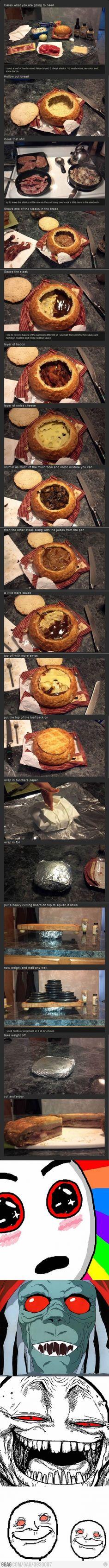Epic Sanwich