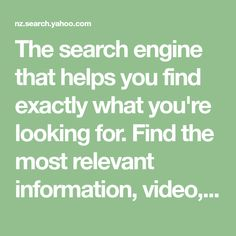 The search engine that helps you find exactly what you're looking for. Find the most relevant information, video, images, and answers from all across the Web. The Search, Search Engine, Finding Yourself, Engineering, Chinese Recipes, Peanuts, Spicy, Bbq, Barbecue
