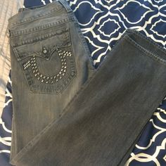 For Sale: True Religion Brand Jeans Mens for $80