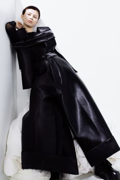 Melitta Baumeister Fall 2016 Ready-to-Wear Fashion Show