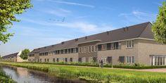 GROZA MN en PMT realiseren 46 middeldure (€900 per maand) huurwoningen voor in Gorinchem http://www.groza.nl www.groza.nl, GROZA