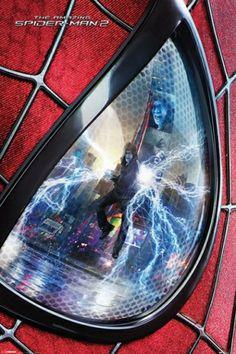 Niesamowity Spiderman 2 Elektro