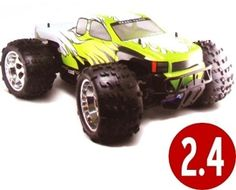 Avalanche XTR 1/8th Scale Nitro Monster Truck Green/White. Best deals on remote control at #SocalHobby
